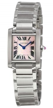 Buy this new Cartier Tank Francaise Small w51028q3 ladies watch for the discount price of £2,646.00. UK Retailer.