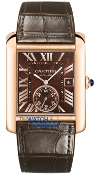 Cartier Tank MC Mens watch, model number - W5330002, discount price of £13,090.00 from The Watch Source