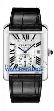 Cartier Tank MC Mens watch, model number - W5330003, discount price of £4,860.00 from The Watch Source