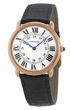 Buy this new Cartier Ronde Louis Cartier w6800251 ladies watch for the discount price of £10,620.00. UK Retailer.