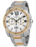 Cartier Calibre de Cartier Chronograph W7100042 watch