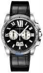 Cartier Calibre de Cartier Chronograph W7100060 watch
