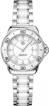 Tag Heuer Formula 1 Quartz 32mm Ladies watch, model number - wah1315.ba0868, discount price of £1,205.00 from The Watch Source