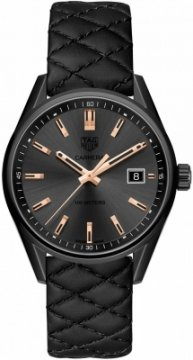 Buy this new Tag Heuer Carrera Quartz war1113.fc6392 ladies watch for the discount price of £1,615.00. UK Retailer.