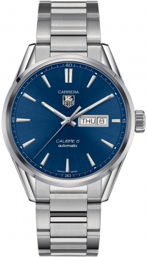 Buy this new Tag Heuer Carrera Caliber 5 Day Date war201e.ba0723 mens watch for the discount price of £1,912.00. UK Retailer.