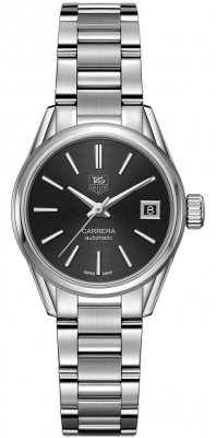 Buy this new Tag Heuer Carrera Automatic war2410.ba0776 ladies watch for the discount price of £1,525.00. UK Retailer.