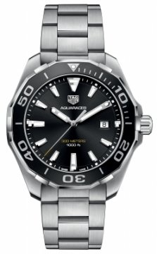 Tag Heuer Aquaracer Quartz 43mm WAY101A.BA0746 watch