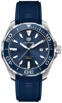 Tag Heuer Aquaracer Quartz 43mm way101c.ft6153 watch