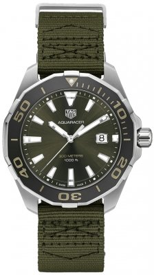Tag Heuer Aquaracer Quartz 43mm way101e.fc8222 watch