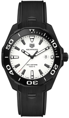 Tag Heuer Aquaracer Quartz 43mm way108a.ft6141 watch