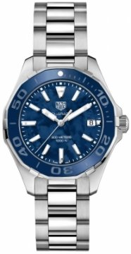Tag Heuer Aquaracer Quartz Ladies 35mm way131s.ba0748 watch
