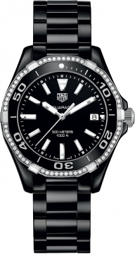 Tag Heuer Aquaracer Quartz Ladies 35mm way1395.bh0716