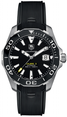 Buy this new Tag Heuer Aquaracer Automatic way211a.ft6151 mens watch for the discount price of £1,695.00. UK Retailer.