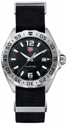 Buy this new Tag Heuer Formula 1 Quartz 43mm waz1015.fc8198 mens watch for the discount price of £1,015.00. UK Retailer.