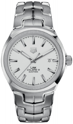 Buy this new Tag Heuer Link Automatic 41mm wbc2111.ba0603 mens watch for the discount price of £2,205.00. UK Retailer.
