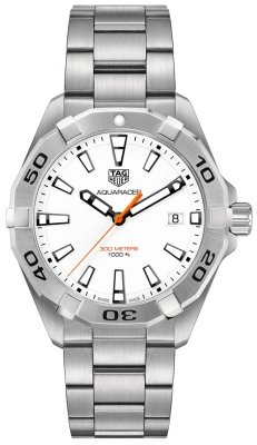 Tag Heuer Aquaracer Quartz 41mm wbd1111.ba0928 watch