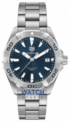 Tag Heuer Aquaracer Quartz 41mm wbd1112.ba0928 watch
