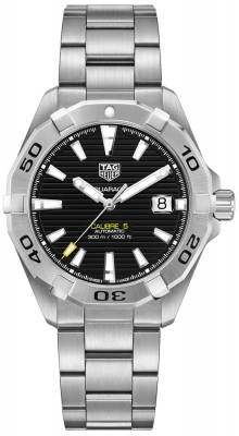 Buy this new Tag Heuer Aquaracer Automatic 41mm wbd2110.ba0928 mens watch for the discount price of £1,665.00. UK Retailer.