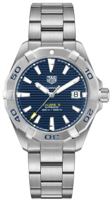 Buy this new Tag Heuer Aquaracer Automatic 41mm wbd2112.ba0928 mens watch for the discount price of £1,487.00. UK Retailer.