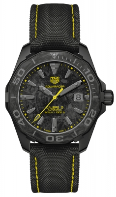 Tag Heuer Aquaracer Automatic 41mm wbd218b.fc6446 watch