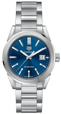 Buy this new Tag Heuer Carrera Quartz wbg1310.ba0758 ladies watch for the discount price of £1,232.00. UK Retailer.