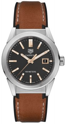 Buy this new Tag Heuer Carrera Quartz wbg1311.ft6116 ladies watch for the discount price of £1,360.00. UK Retailer.
