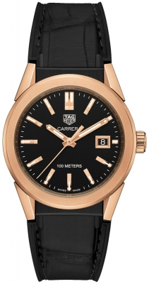 Buy this new Tag Heuer Carrera Quartz wbg1351.fc6418 ladies watch for the discount price of £3,697.00. UK Retailer.