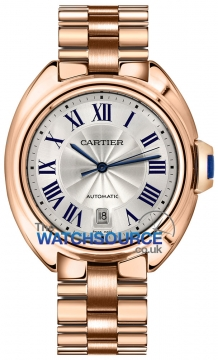 Buy this new Cartier Cle De Cartier Automatic 40mm WGCL0002 mens watch for the discount price of £25,650.00. UK Retailer.