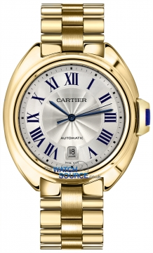 Buy this new Cartier Cle De Cartier Automatic 40mm WGCL0003 mens watch for the discount price of £25,650.00. UK Retailer.