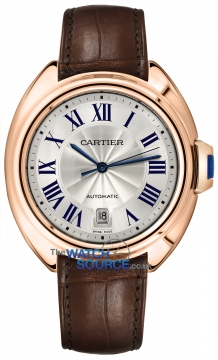 Buy this new Cartier Cle De Cartier Automatic 40mm WGCL0004 mens watch for the discount price of £13,860.00. UK Retailer.