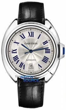 Buy this new Cartier Cle De Cartier Automatic 40mm WGCL0005 mens watch for the discount price of £15,214.00. UK Retailer.