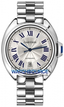 Buy this new Cartier Cle De Cartier Automatic 40mm WGCL0006 mens watch for the discount price of £27,360.00. UK Retailer.