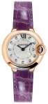 Cartier Ballon Bleu 28mm wjbb0019 watch