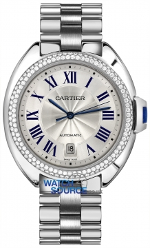 Buy this new Cartier Cle De Cartier Automatic 40mm WJCL0008 midsize watch for the discount price of £43,560.00. UK Retailer.