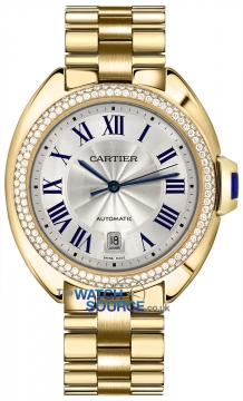 Buy this new Cartier Cle De Cartier Automatic 40mm WJCL0010 midsize watch for the discount price of £40,680.00. UK Retailer.