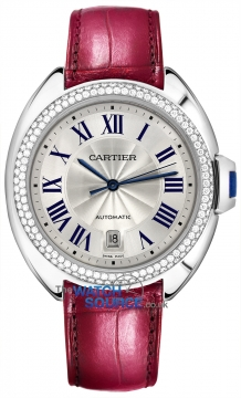 Buy this new Cartier Cle De Cartier Automatic 40mm WJCL0011 midsize watch for the discount price of £30,960.00. UK Retailer.