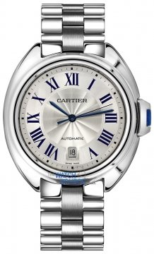 Buy this new Cartier Cle De Cartier Automatic 40mm WSCL0007 mens watch for the discount price of £4,230.00. UK Retailer.