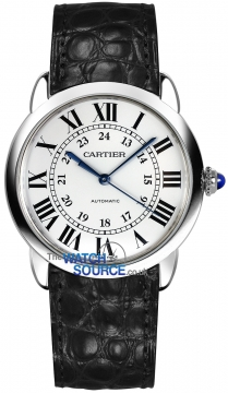 Buy this new Cartier Ronde Solo Automatic 36mm wsrn0013 ladies watch for the discount price of £2,466.00. UK Retailer.