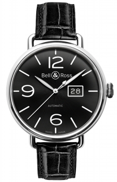 Bell & Ross Vintage WW1 Mens watch, model number - WW1-96 Grande Date, discount price of £2,421.00 from The Watch Source