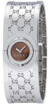 Gucci 112 Twirl Series Ladies watch, model number - YA112503, discount price of £900.00 from The Watch Source