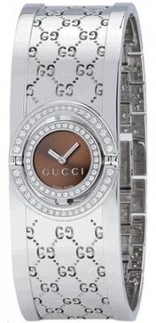 Gucci 112 Twirl Series Ladies watch, model number - YA112504, discount price of £1,680.00 from The Watch Source