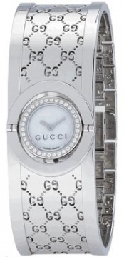 Gucci 112 Twirl Series Ladies watch, model number - YA112511, discount price of £935.00 from The Watch Source