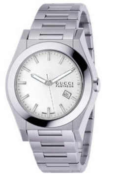 Gucci 115 Pantheon Mens watch, model number - YA115210, discount price of £590.00 from The Watch Source