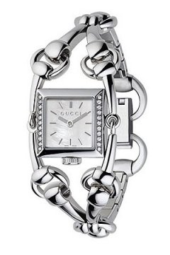 Gucci 116 Signoria Ladies watch, model number - YA116505, discount price of £1,395.00 from The Watch Source