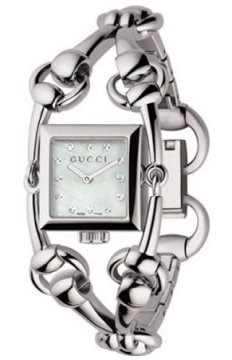 Gucci 116 Signoria Ladies watch, model number - YA116514, discount price of £645.00 from The Watch Source