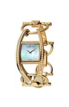 Buy this new Gucci Chiodo 123 Series YA123509 ladies watch for the discount price of £6,996.00. UK Retailer.