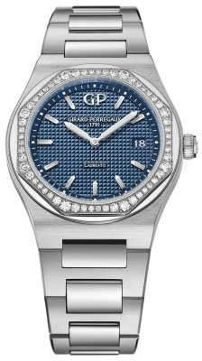 Girard Perregaux Laureato Quartz 34mm 80189d11a431-11a watch
