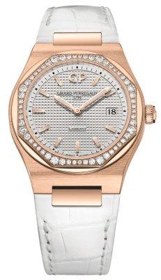 Girard Perregaux Laureato Quartz 34mm 80189d52a132-cb6a watch