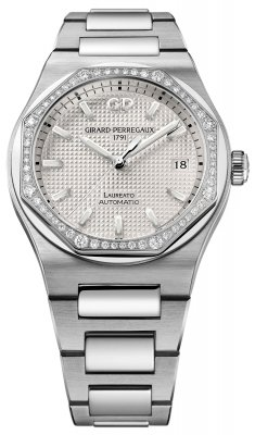Girard Perregaux Laureato Automatic 38mm 81005d11a131-11a watch
