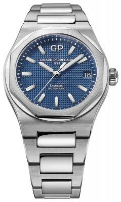 Girard Perregaux Laureato Automatic 42mm 81010-11-431-11a watch